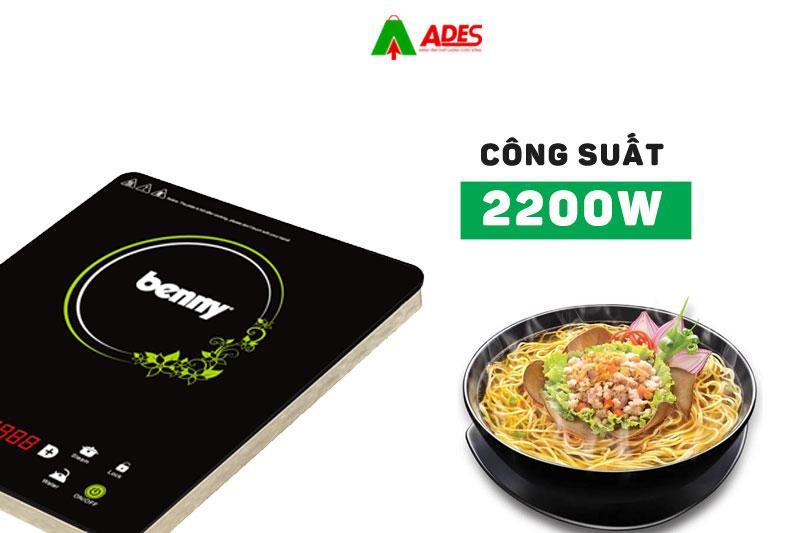 Cong suat manh me 2200W