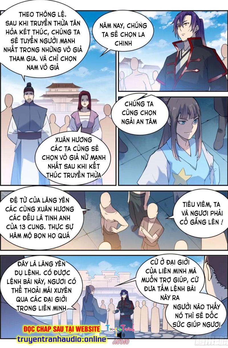 Bách Luyện Thành Thần chap 534 - Trang 10