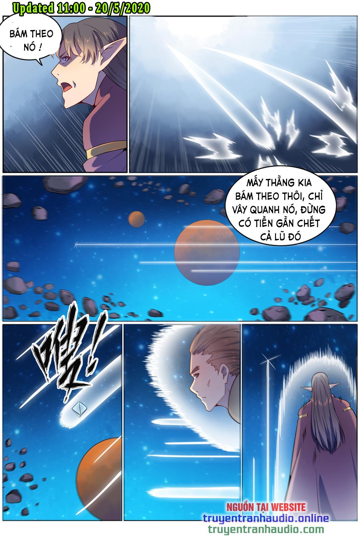 Bách Luyện Thành Thần chap 567 - Trang 15