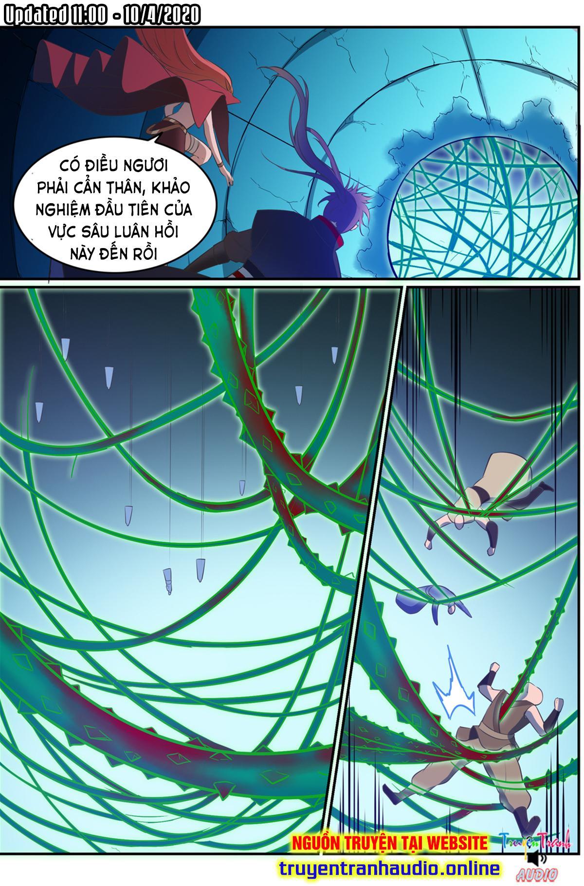 Bách Luyện Thành Thần chap 546 - Trang 3
